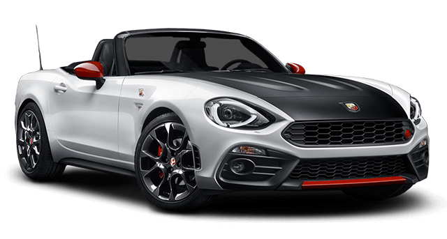 Abarth Cars Uk 595 124 Spider Fiat Sports Cars