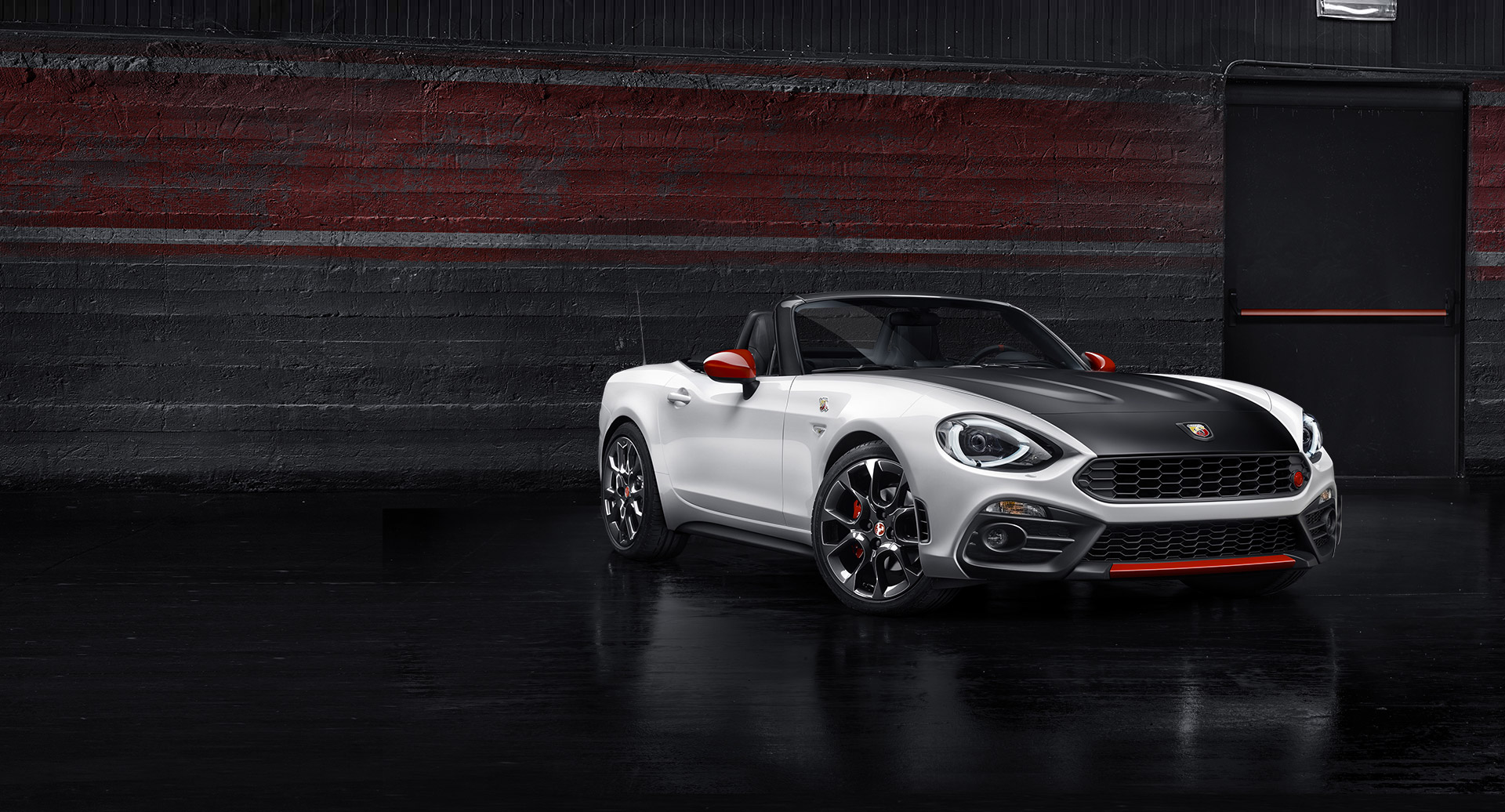 Abarth Cars Uk 124 Spider Sport Roadster