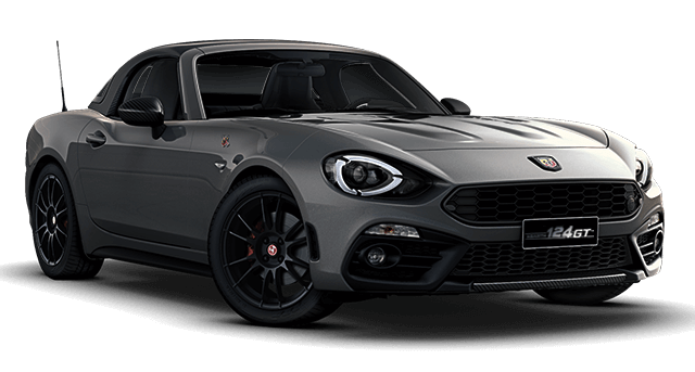 Abarth Cars UK |124 Spider | Sport Roadster