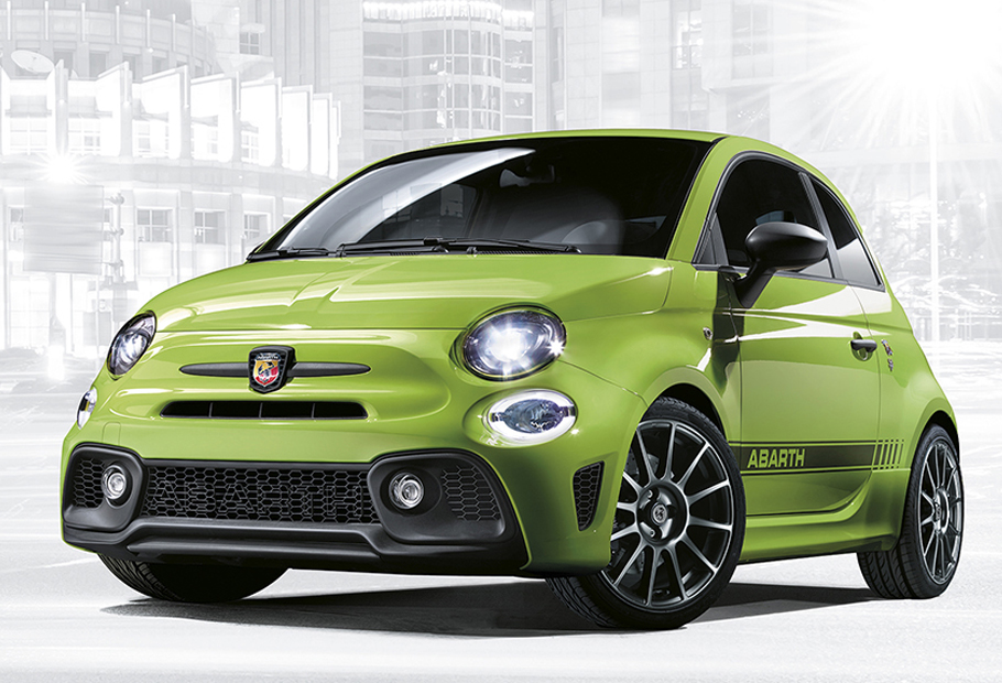 abarth 595 competizione pure performance abarth. Black Bedroom Furniture Sets. Home Design Ideas