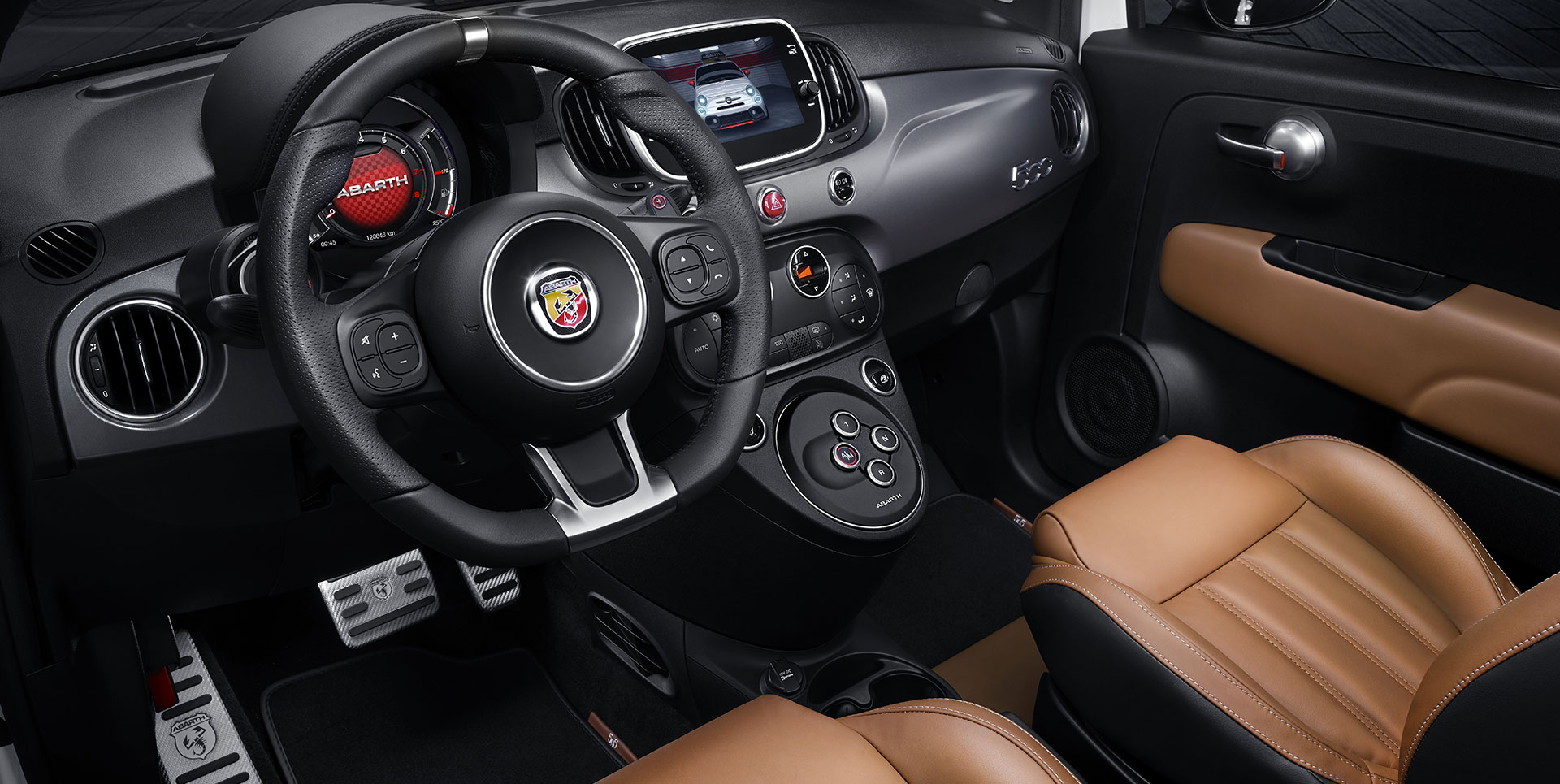 Abarth Cars UK   Fiat Abarth 595   Car Specs and Info