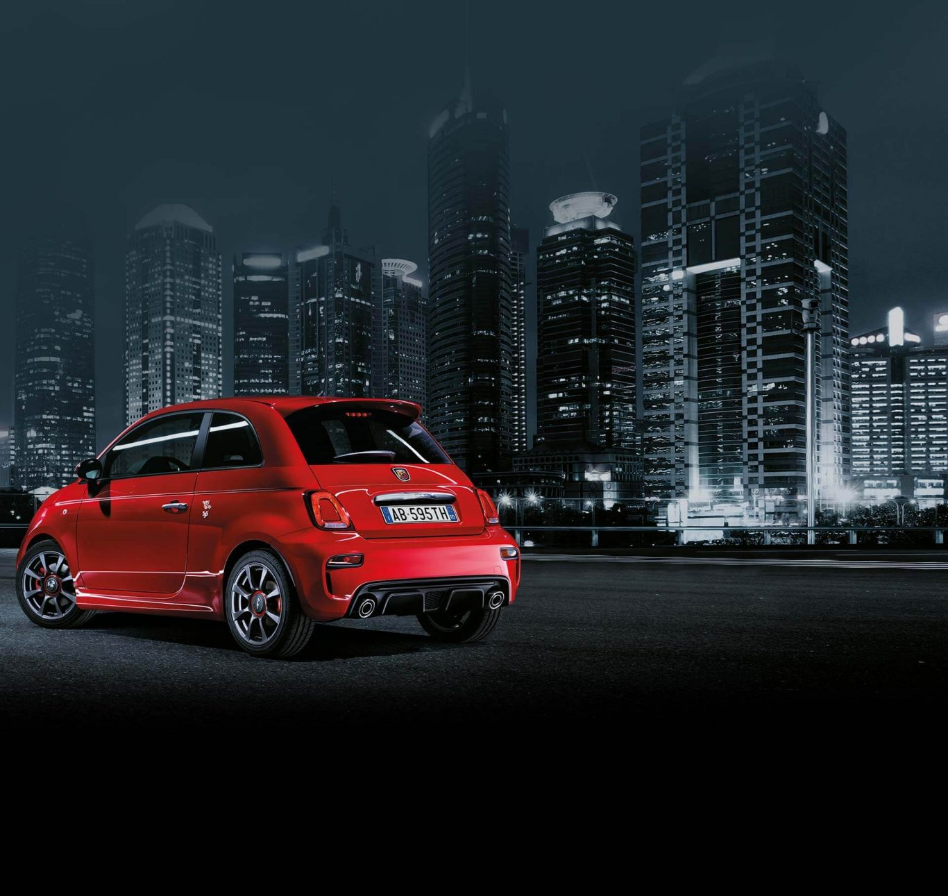 Abarth Cars UK | Get A Brochure | 595 Turismo