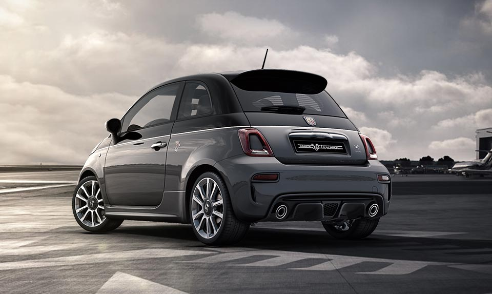 Abarth 595 Turismo Performance With Style Abarth Uk