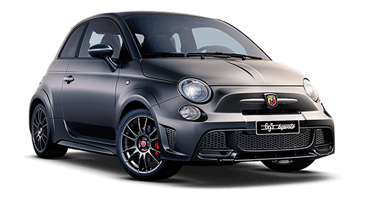 Abarth 696 Biposto racing car