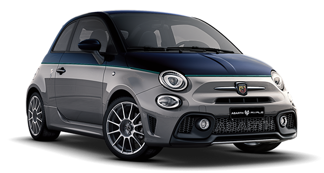 Fiat Metalic Grey Paint