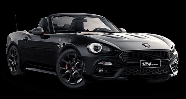 abarth cars uk 595 124 spider fiat sports cars. Black Bedroom Furniture Sets. Home Design Ideas