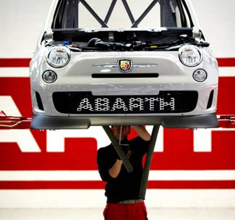 Abarth Cars UK | 595 | 124 spider | Fiat Sports Cars