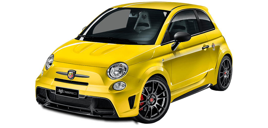 Abarth 695 Record – a Special Edition Abarth Sports Car