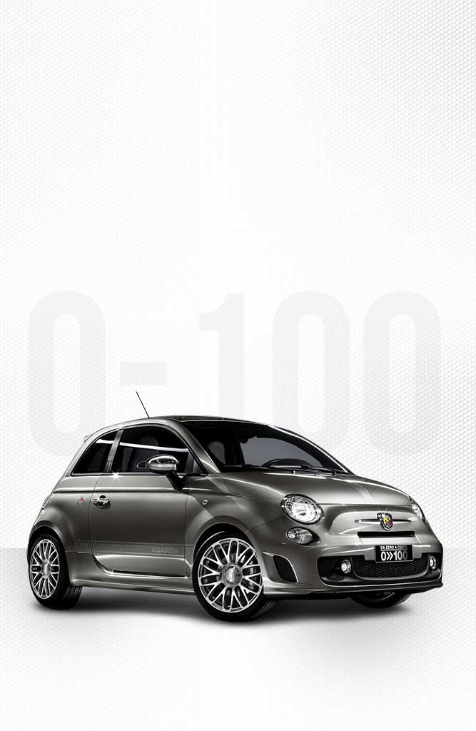 Zero cento Sport City Car in Grey