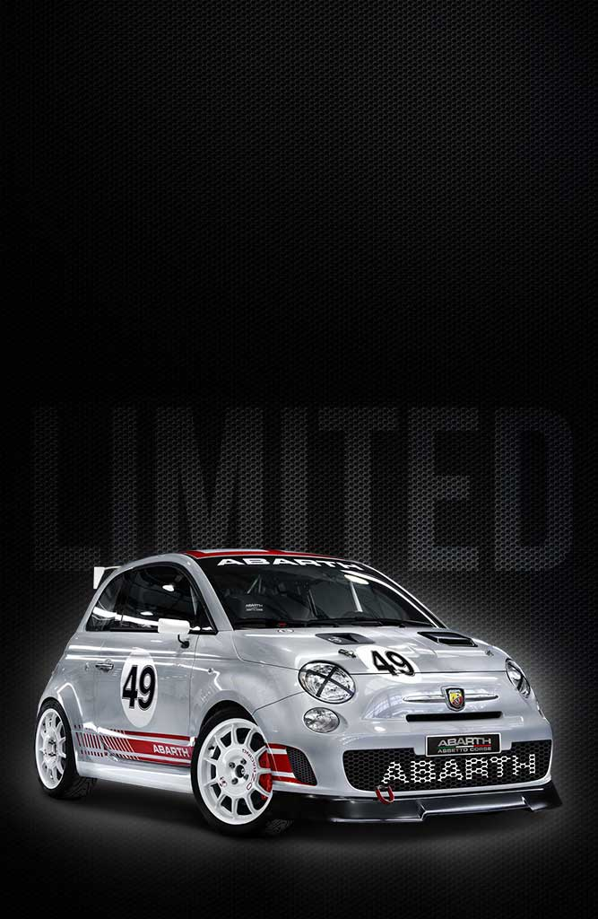 Abarth Assetto Corse Limited Edition – A Powerful Racing Car from Abarth