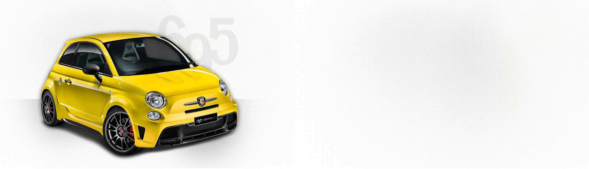 Abarth 695 Biposto Record Special Edition