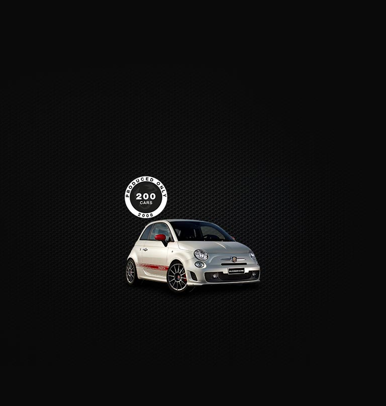 Abarth Opening Edition Special Supermini Model