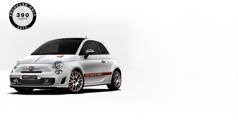 Abarth Cars UK | Abarth Model List | Racing Cars Range